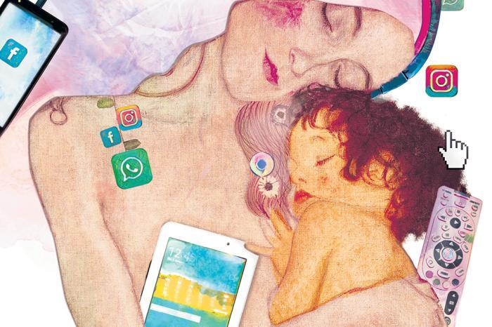Famílias (des)conectadas: por que muitas crianças se sentem trocadas pela tecnologia
